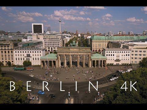 Berlin Von Oben Berlin From Above In 4k Uhd Aerial View Luftaufnahmen Drohne Youtube Luftaufnahme Berlin Von Oben Fernsehturm