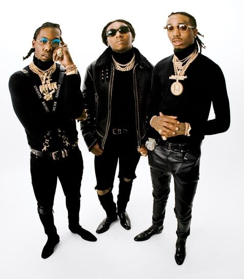 Migos High Times And Heartache With The Three Kings Of Hip Hop