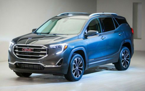 2019 Gmc Terrain Colors Gmc Terrain Gmc Best Midsize Suv