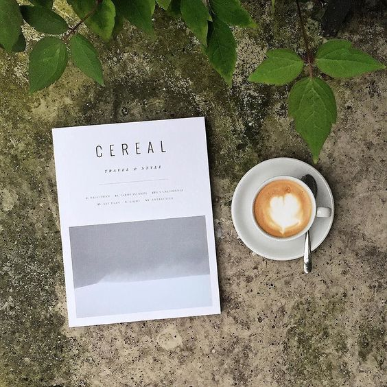 Good morning Tuesday! Hello Cereal Magazine  Volume 12. This volume features travel chapters on Rajasthan (India) S. California (USA) and the Faroe Islands. In the interlude sections they interview artist Lee Ufan; profile Hermès' annual show jumping competition; feature a study of lighting; and visit the world's last great wilderness Antarctica. They also present an edit of select jewellery in CURATED. In their literary supplement WEEKEND they discuss the subject of light. Now available in…