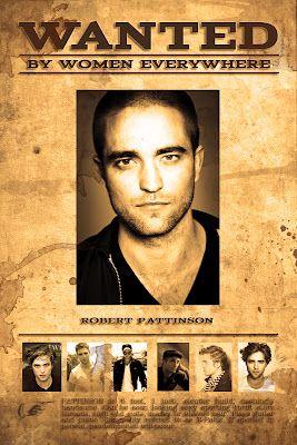 Wanted: Rob Pattinson