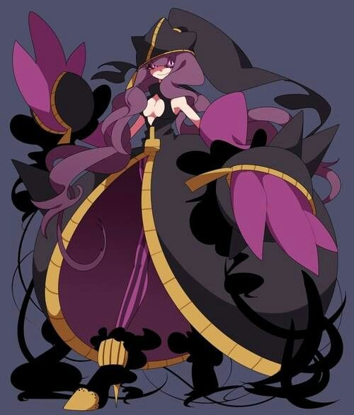 Mega Banette Gijinka | Things I love | Pinterest | Posts ...