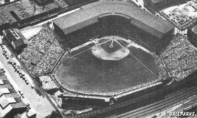 Braves Field Boston