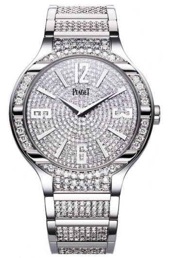 Piaget Polo White Gold Diamond Watch