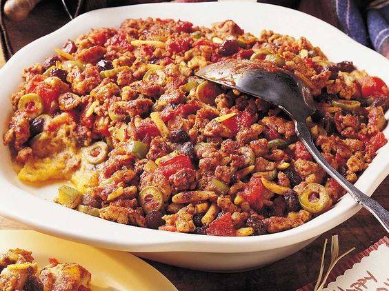 Picadillo...another cuban comfort food