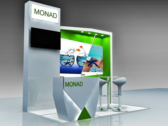 Exhibition stand desing