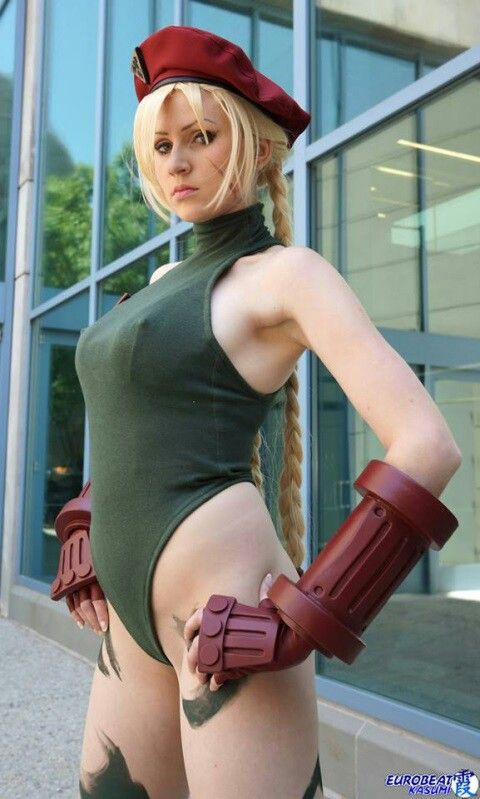 Character: Cammy White / From: Capcom's 'Street Fighter' Video Game Series / Cosplayer: Unknown