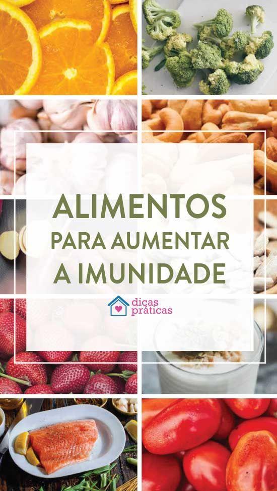 Alimentos Que Ajudam A Aumentar A Imunidade Em 2020 Receitas