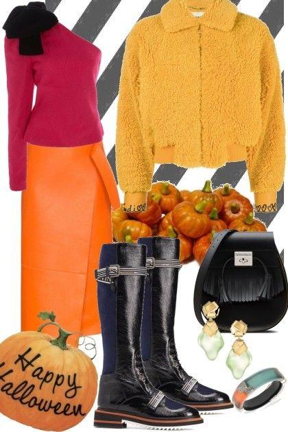 Halloween от Alena Dia - trendme.net