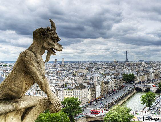 Quimera Notre Dame | Flickr - Photo Sharing!