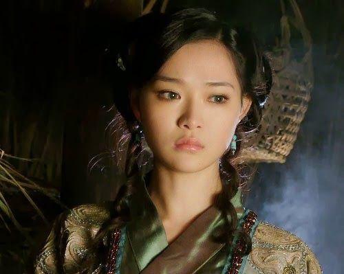 The Heaven Sword And Dragon Saber 倚天屠龍記 2009 Deng Chao An Yixuan Liu Jing He Zhuoyan Zhang Meng Ken Chang Wang Yuanke Jin Yong Jin Female