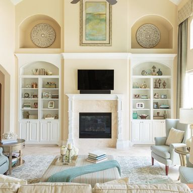 Sherwin williams irish cream design ideas pictures for Sherwin williams living room ideas