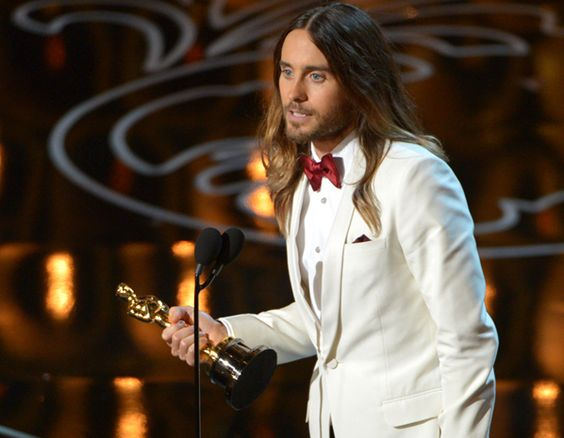 OSCAR 2014 - 2 - MEJOR ACTOR DE REPARTO, Jared Leto por 'Dallas Buyers Club'.