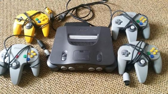So I'm starting an N64 collection. Picked this up for 15-