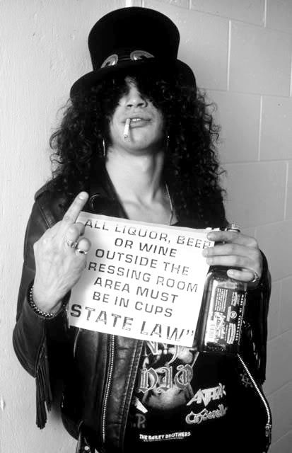 #king of Rock ?   Slash #cavetribe