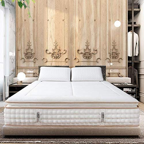 Buy Bedstory 12 Inch Queen Mattress Luxury Hybrid Mattress