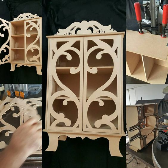 Muebles hechos en MDF by Lignum Artis y MDF Fibrofácil Panamá