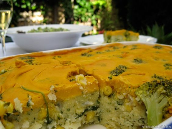 Creamy Vegan Polenta Bake - Want to make a creamy polenta lasagne? This macrobiotic-inspired dish is delicious - taken from the recipe collection of Tony Chiodo.