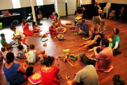 Baba Lala   Baba Lala - Musical Playtime   Music Classes