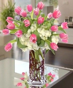 Bloomin Tulips In Granbury Tx Town And Country Floral Gallery