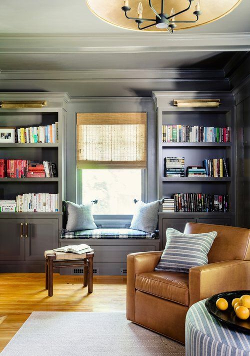 Window nook inspo. Hudson Interior Design | Home decor