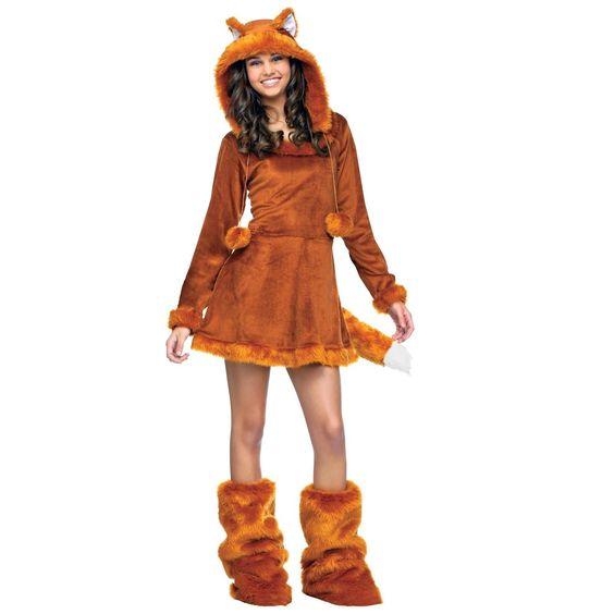 Sweet Fox Teen Costume Halloween Costume Ideas Pinterest Sweet - halloween teen costume ideas