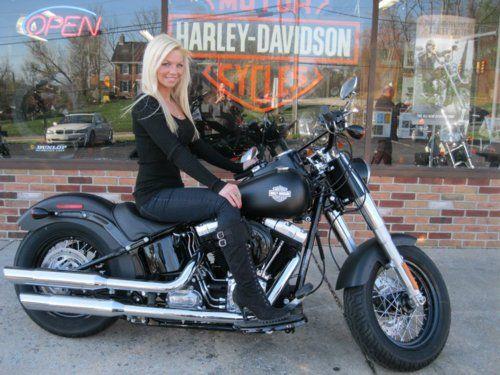 Girls ride too!!