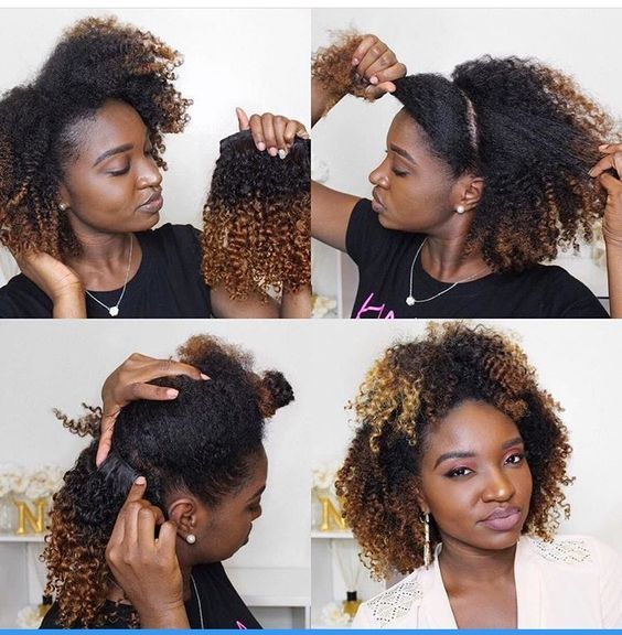 10 Winter Protective Hairstyles For 4c Natural Hair Curly Hair Styles Naturally 4c Natural Hair Natural Hair Styles