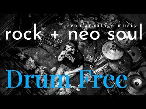 Drumless Backing Track Rock Neo Soul Inspired 92 Bpm Youtube Neo Soul Backing Tracks Soul Music