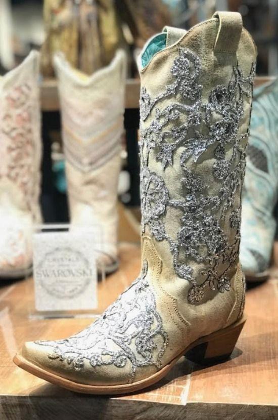 corral swarovski boots