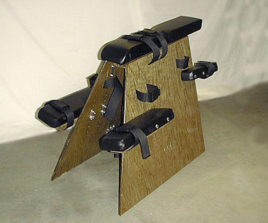 Bondage Restraint Spanking Bench Dungeon Furniture Homemade Furniture Pinterest