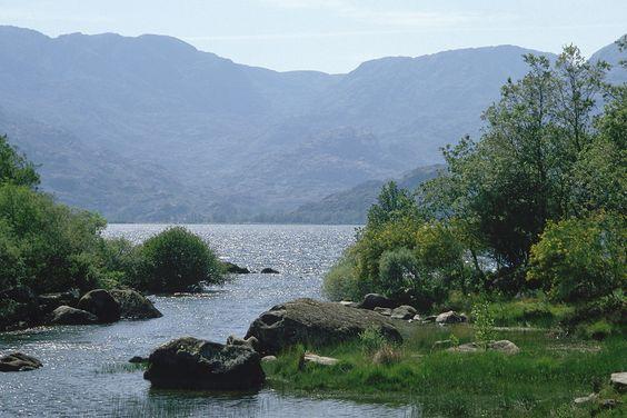 Lago de Sanabria (Zamora):