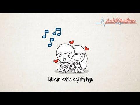Virgoun Surat Cinta Untuk Starla Versi Animasi Lirik