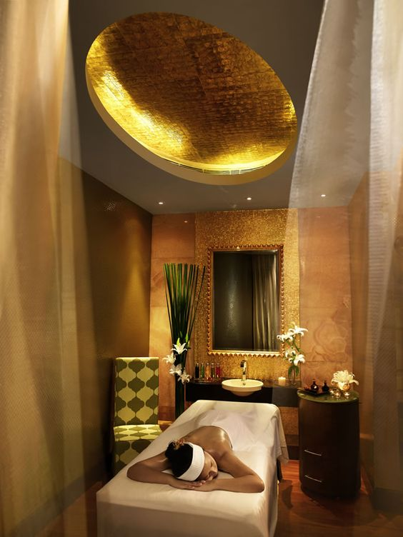 A so exhilarating experience at the so spa in sofitel bkc for Salons in mumbai