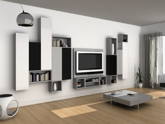 Pareti attrezzate : kappa http://www.desidea.it/soggiorno/pareti ...