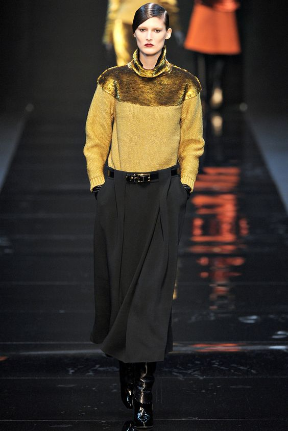 Guy Laroche | Fall 2012 Ready-to-Wear Collection | Style.com