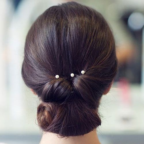 50 Perfect Bridesmaid Hairstyles For Your Wedding Party 2020 Guide In 2020 Bridesmaid Hair Hair Styles Cute Wedding Hairstyles