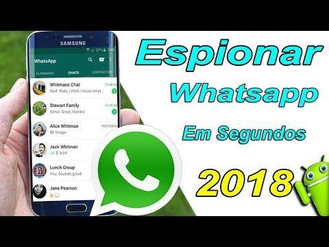 Como Espionar Whatsapp Em Segundos Sem Usar Nenhum Programa Novo Método Youtube Youtube Cool Websites Android Accessories