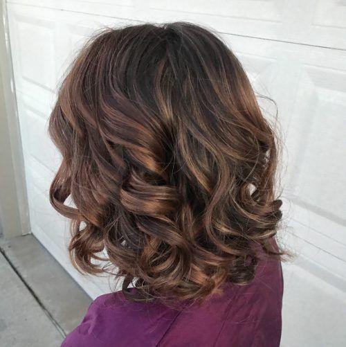 100 Cute Easy Hairstyles For Shoulder Length Hair Medium Length Hair Styles Medium Hair Styles Shoulder Length Hair
