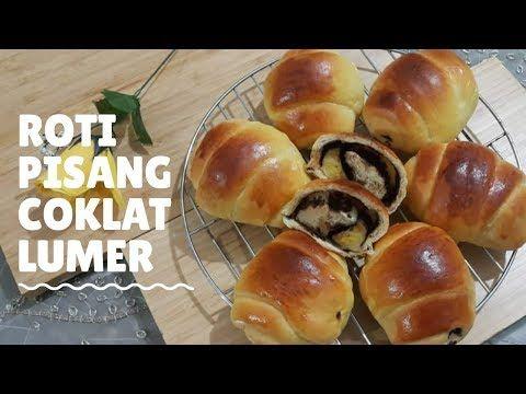 Roti Pisang Coklat Lumer Ii Resep Roti Pisang Coklat Ii Cara Membuat Roti Pisang Coklat Youtube Roti Pisang Resep Roti Aneka Roti