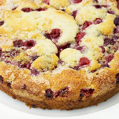 Buttermilk Raspberry Cake Recipe Desserts Cake Recipes