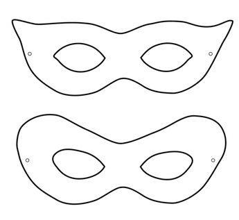 Masken Basteln Fur Kinder 22 Ideen Und Vorlagen 15