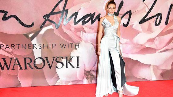 Fashion Awards 2016: Gigi Hadid ist Model des Jahres