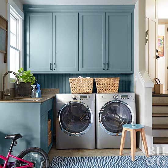 Genius Storage Ideas To Steal For Your Laundry Room Small