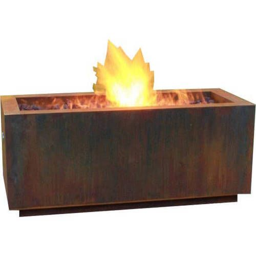 Better Homes And Gardens 48 Rectangle Fire Pit Gas