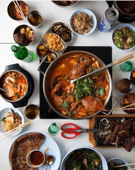 Chef Curtis Stone S Top La Date Spots Koreatown Los Angeles Los Angeles Food Koreatown