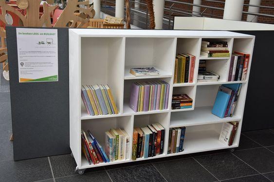 Boekenruilkast Vlezenbeek