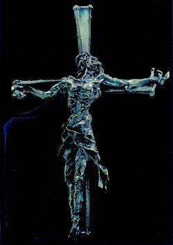 Salvador Dali - Skulptur: Christus
