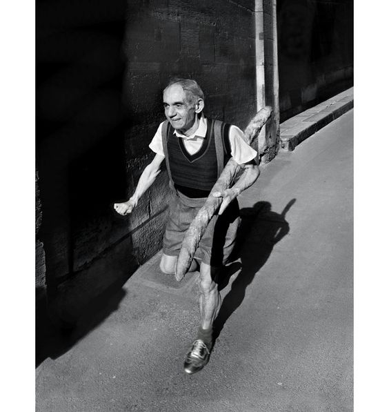 Catherine Balet is recreating iconic photographs with her septuagenarian friend Ricardo Martinez Paz as her muse. The only marked difference between her photos and the originals? Ricardo's golden shoes.: