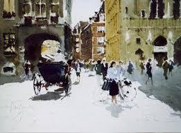 Resultado de imagen de john yardley watercolor